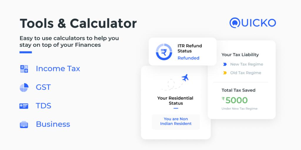 Tax Compliance Tools & Calculators.